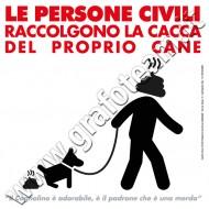 Cani che sporcano un cartello accusa i padroni 1 pictures - Cacca nel bagno ...